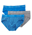 Calvin Klein Cotton Stretch Hip Brief - 3 Pack NU2661