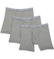Michael Kors Soft Touch Cotton Modal Boxer Briefs - 3 Pack 09M0636