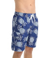 Newport Blue Lanai Lounge Pineapple Print Swim Trunk 36P0460