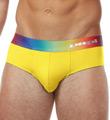 Papi Pride 4-Way Stretch Euro Brief 626181